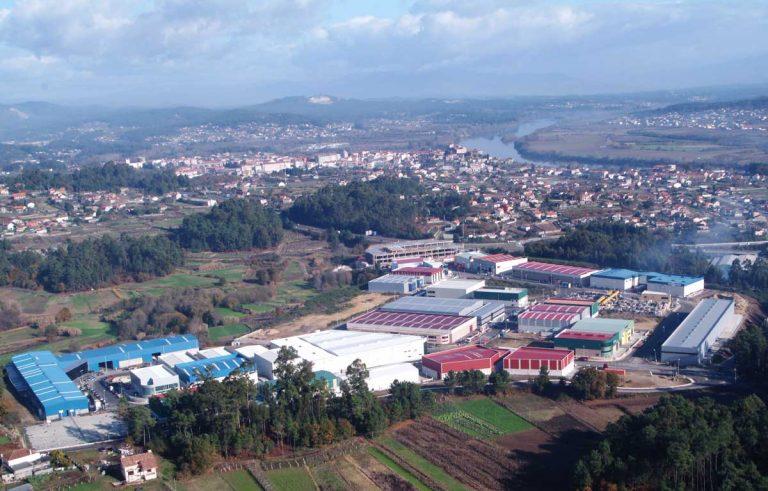 Polígono Empresarial Areas-Tui